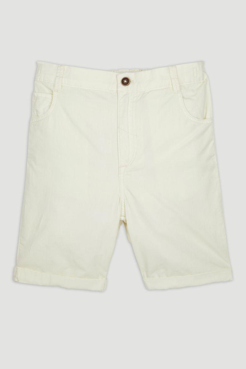 Chino Shorts Cream 1-14yrs