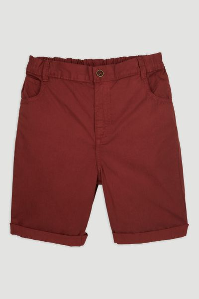 Chino Shorts Pink 1-14yrs
