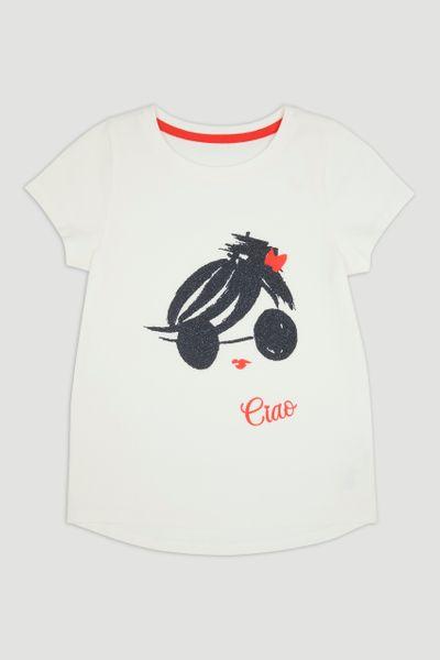 Girl Print T-Shirt