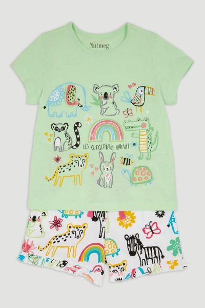 Rainbow Pyjamas