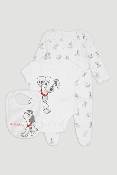 Disney 101 Dalmatians 3 Piece Starter Set