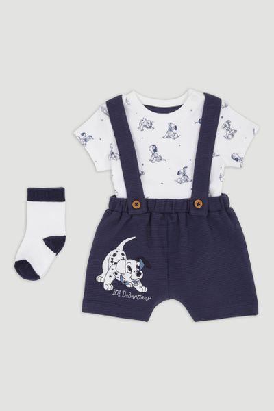Disney 101 Dalmatians Braced Short Set