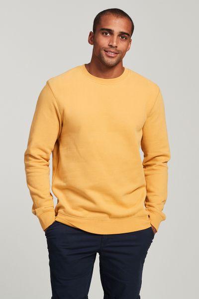 Ochre Crew Neck Sweatshirt