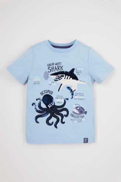 Interactive Shark T-shirt