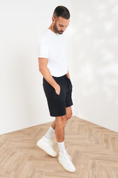 Black Sweat Shorts