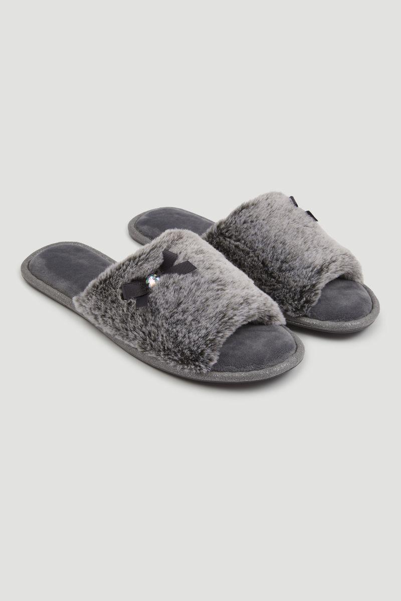 Grey Fur Slider