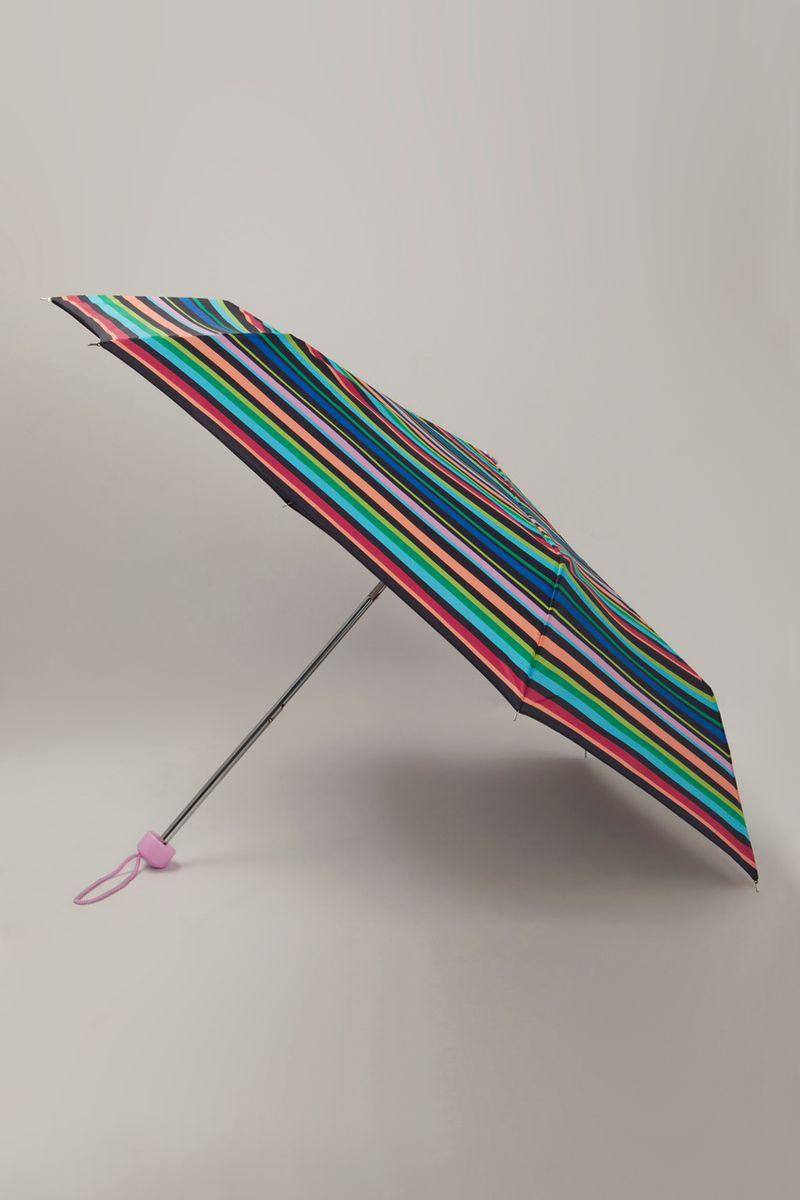 Stripe Print Super Mini Umbrella