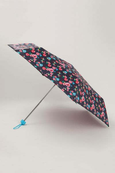 Floral Print Super Mini Umbrella