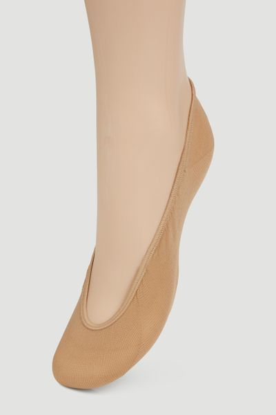 Nude Comfort Sole Footsie