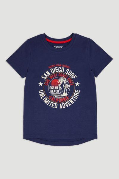 Navy San Diego T-Shirt
