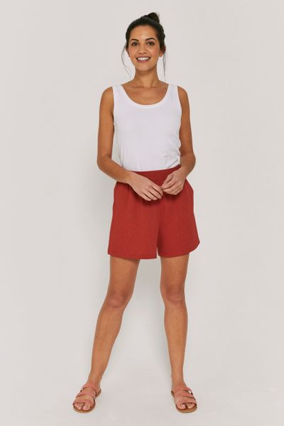 Rust Shorts