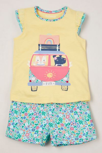 Campervan pyjamas