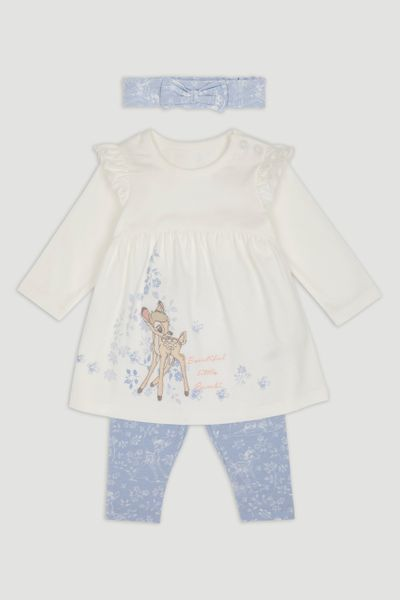 Disney Bambi Dress & Leggings