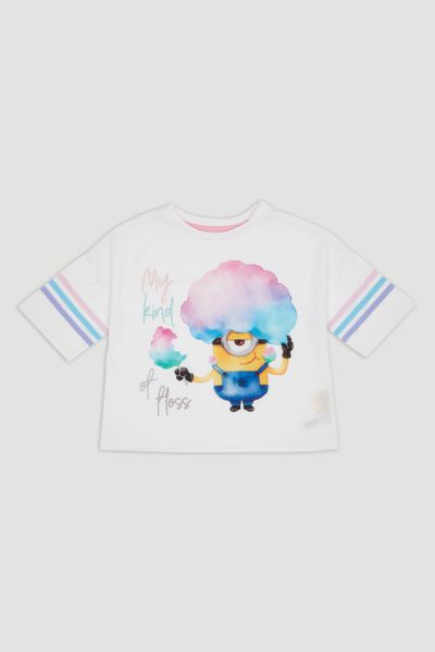 Minions Candy Floss T-Shirt