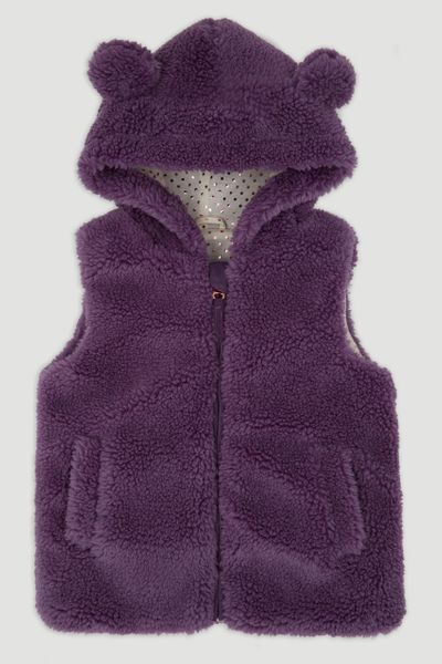 Purple Borg Gilet