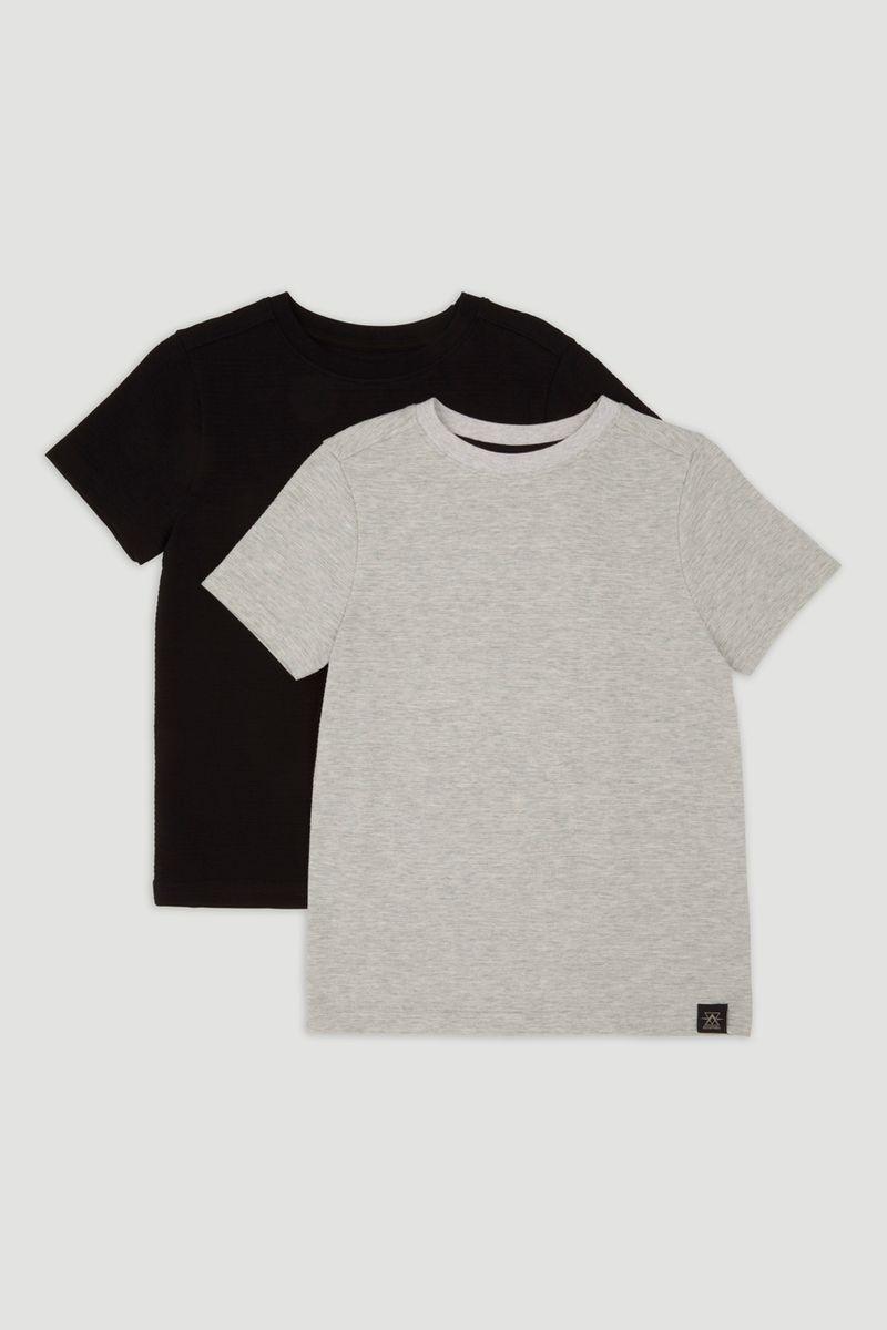 2 Pack Pintuck T-shirts