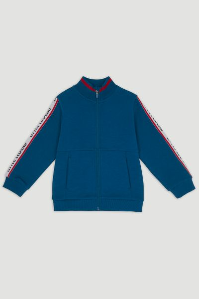 Little Legend Zip Through Jumper
