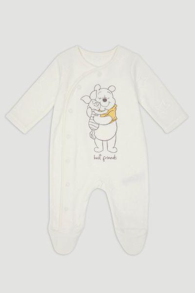 Disney Winnie the Pooh Fleece Sleepsuit
