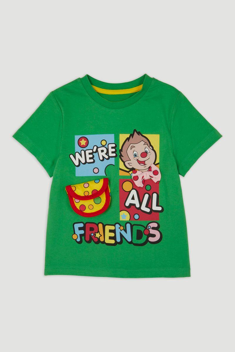 Mr Tumble Green T-shirt