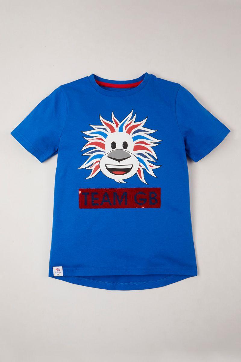 Interactive Emoji Olympics Team T-shirt