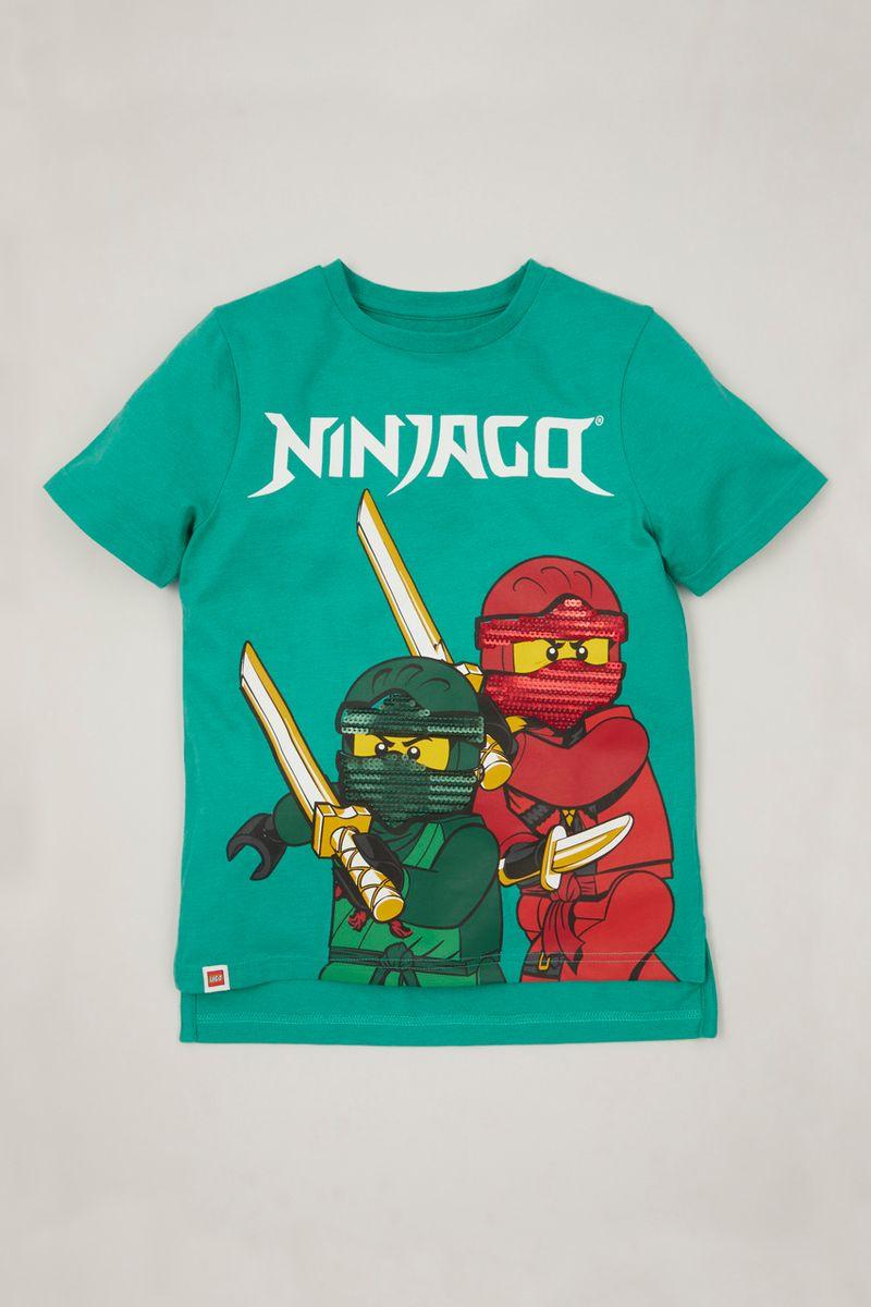 Lego Ninjago Sequin T-shirt