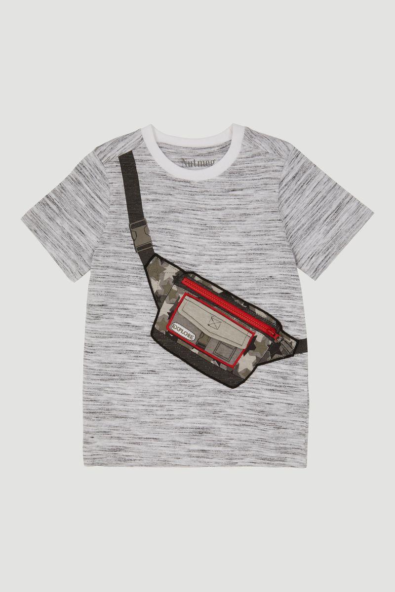 Interactive Bag T-shirt