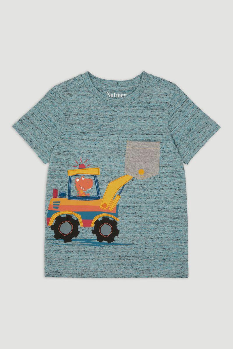 Interactive Dino T-shirt