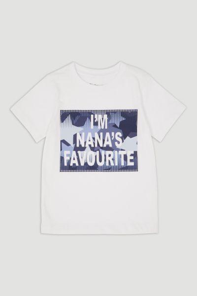 I'm Nanas's Favourite T-shirt