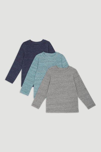 3 Pack Long Sleeve T-shirts