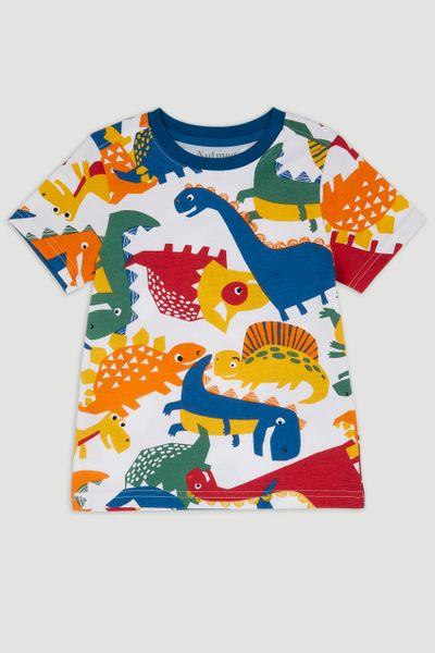 Rainbow Dinosaur T-shirt