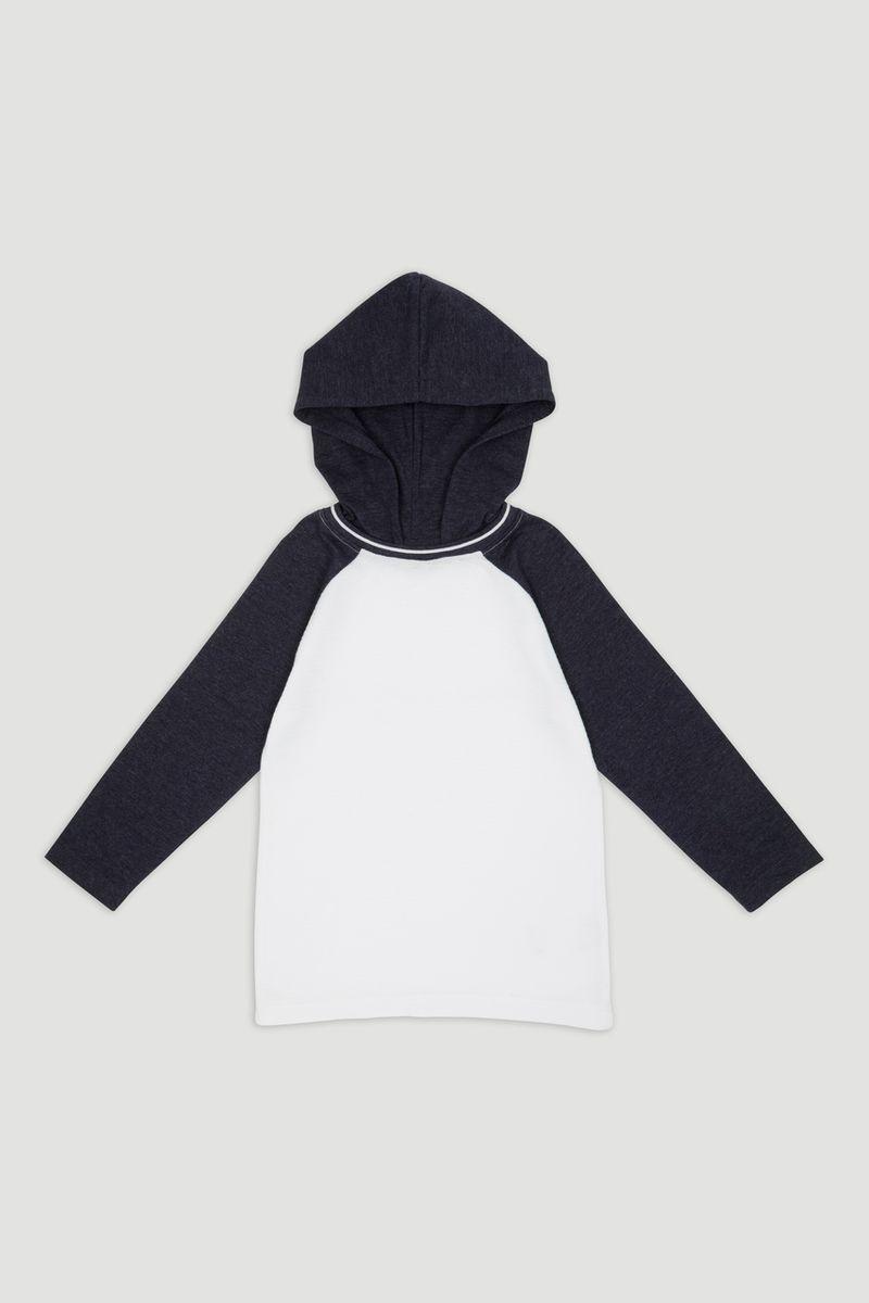 Hooded Raglan Long Sleeve T-shirt
