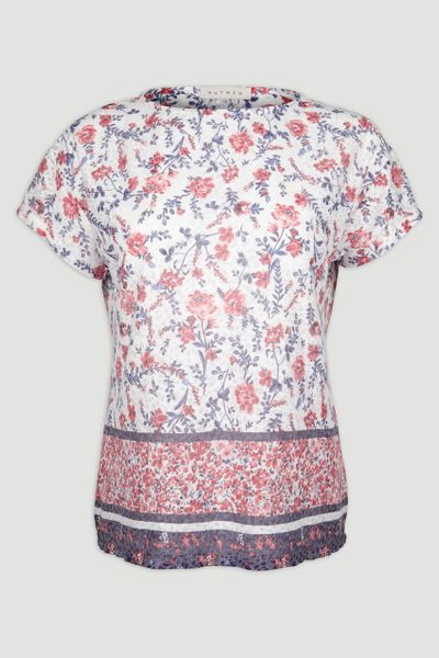 Rouge Floral Top