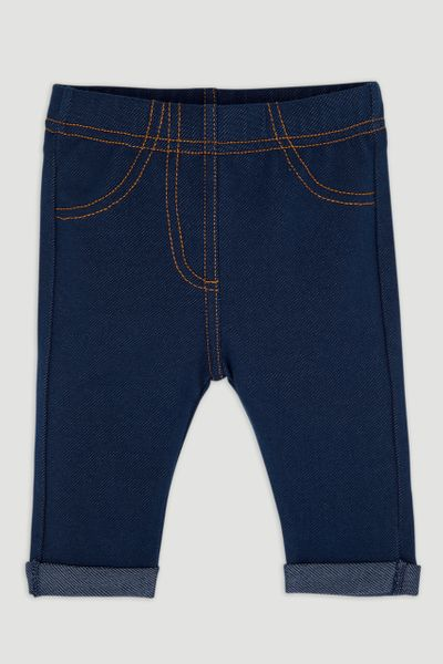 Medium Wash Denim Jeggings