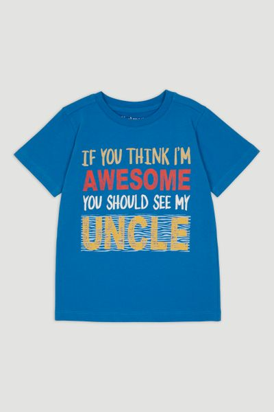 Awesome Like Uncle T-shirt