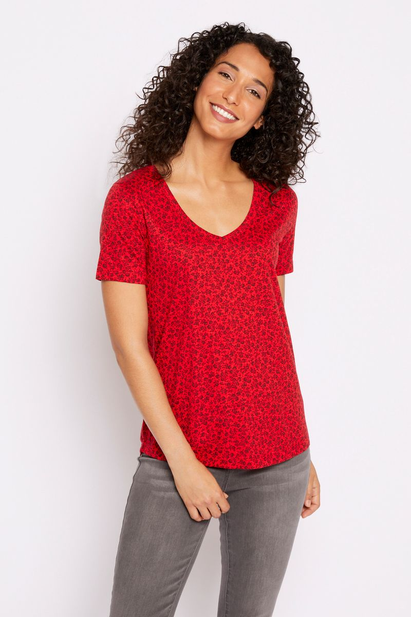 Ditsy Floral T-shirt