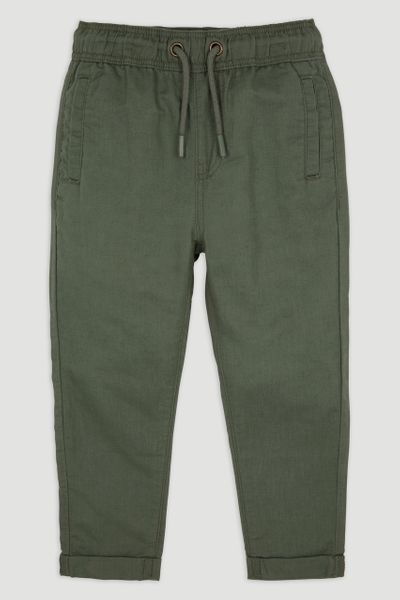 Linen Rich Chinos
