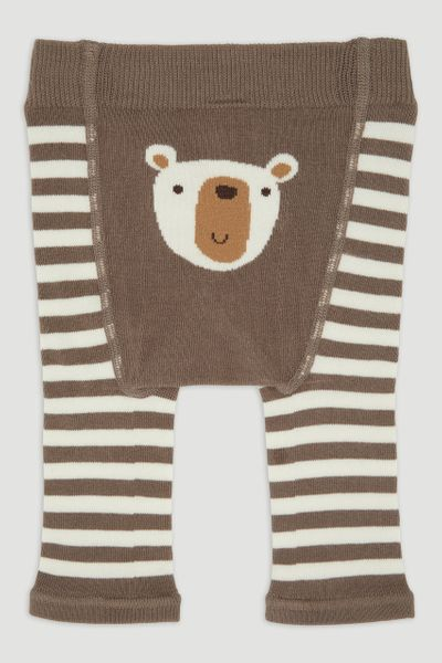 Bear Knitted Leggings