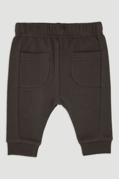 Brown Pocket Joggers