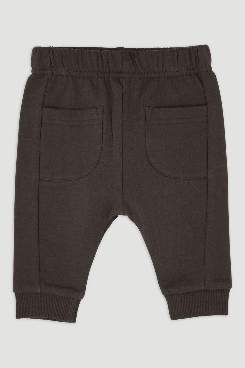 Brown Pocket Joggers