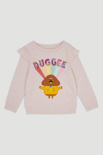 Hey Duggee Pink sweatshirt