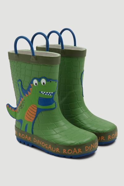 Dinosaur Wellies