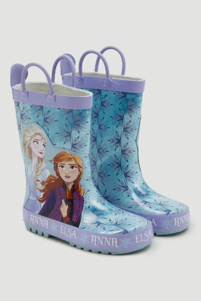 Disney Frozen Wellies