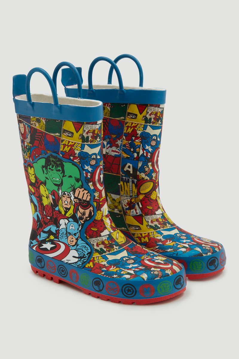 Marvel Wellies