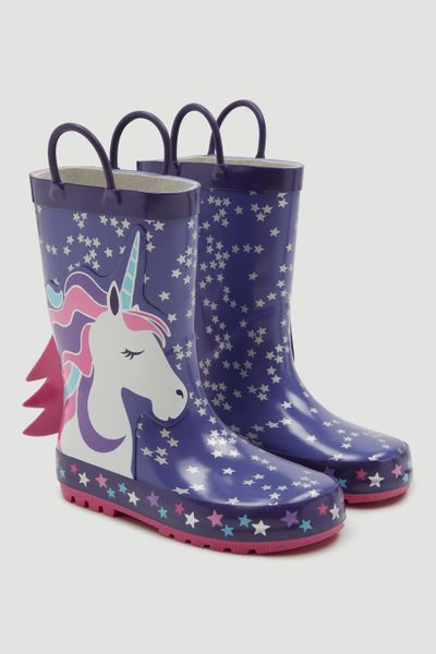 Unicorn Wellies