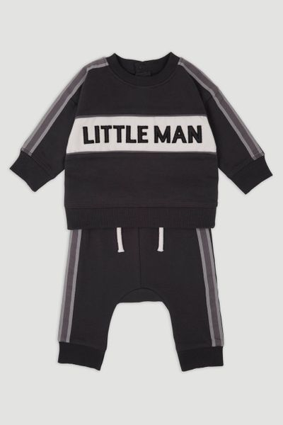 Little Man Jogger set