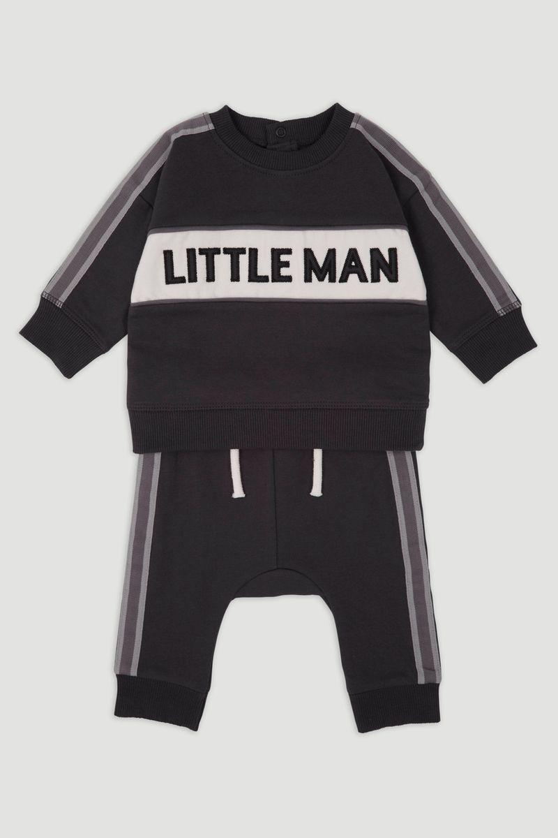 Little Man Jogger set