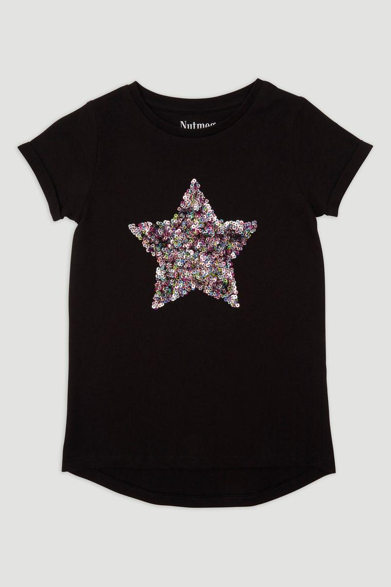 Sequin Star T-Shirt