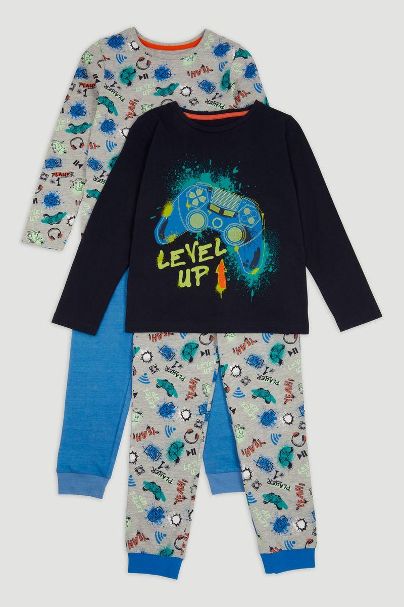 2 Pack Gamer Pyjamas