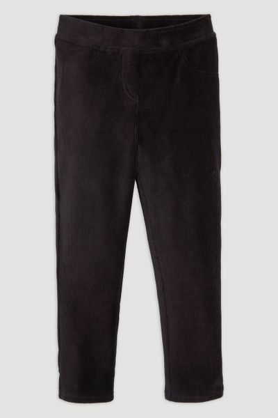 Black Velour Leggings Olders