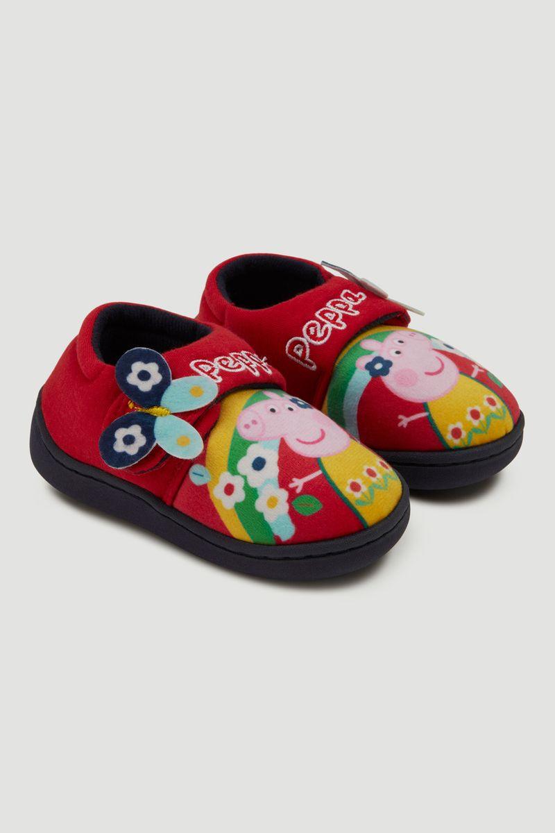 Peppa Pig Red Slipper